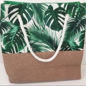 Chi for Ulta Beauty Palm Print Tote! 💥